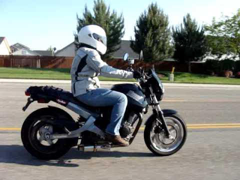 Buell Blast 2006: Fun Afternoon Ride (1) - YouTube