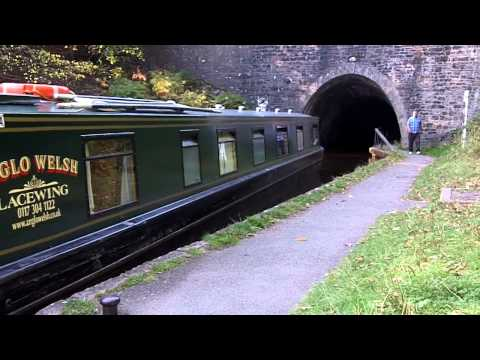 Llangollen Canal - Chirk Tunnel