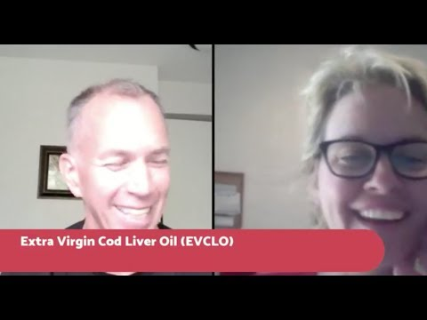 Interview explaining why our Extra Virgin Fish Oil is so special!