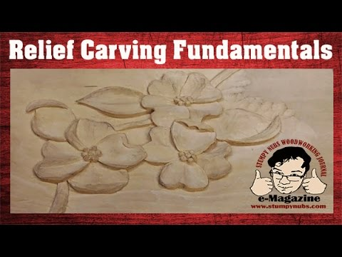 6 Fundamental Rules Every Beginning Wood Carver Should Know (Relief Carving Tutorial)