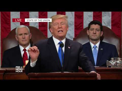 Trump: \'Faith and family, not government and bureaucracy, are the center of the American life\'
