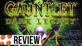 Gauntlet: Dark Legacy for Xbox Video Review