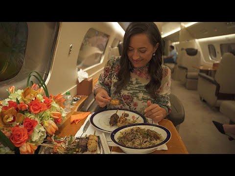فيديو: شركة في دبي تقدم خدمة إفطار رمضاني -جوي- بـ15 ألف يورو  …  - نشر قبل 49 دقيقة