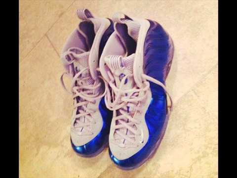 best website ae4c0 63a55 ♋Nike Air Foamposite One♋ Sport Royal Game Royal Wolf Grey