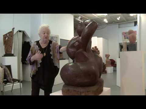 Lorrie Goulet Sculptor Cubist Experiment