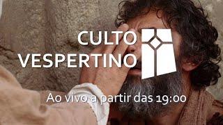 Culto Vespertino - Marcos 10.46-52