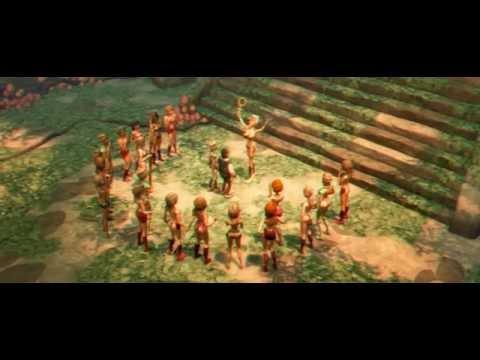 Мультфильм про амазонок