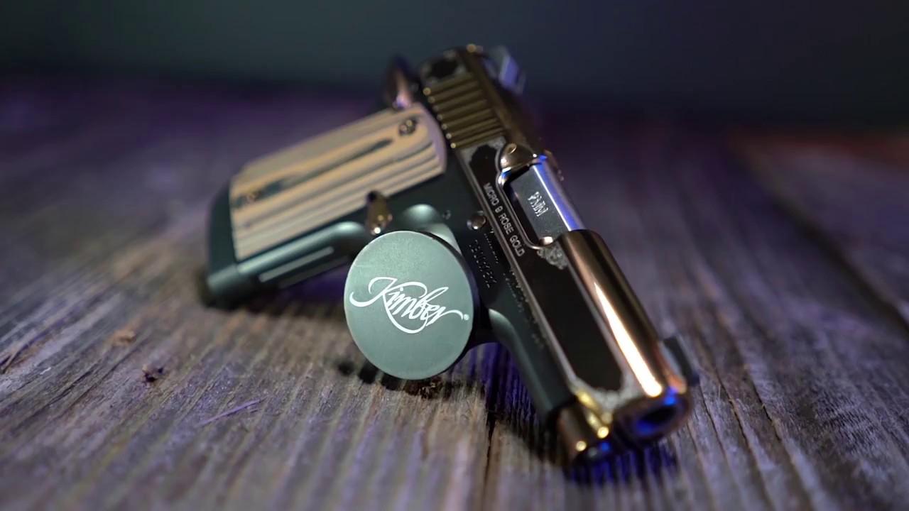 Kimber Micro & Micro 9 Rose Gold