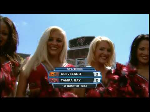 Cleveland Browns @ Tampa Bay Buccaneers | Week 1 | 2010