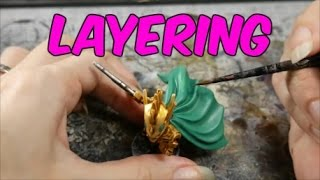 How to Paint Miniatures - Layering