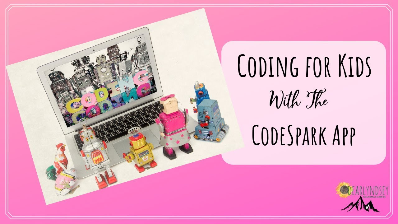 Coding for Kids with the CodeSpark App - My Adventure Called