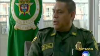 Captura do traficante mais procurado do mundo - Domingo Espetacular - (09/06/2013)