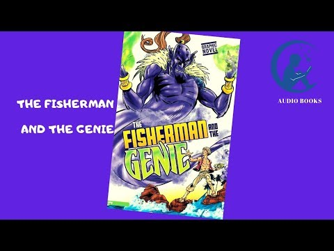 The Fisherman And The Genie | Audio Books | Bedtime Stories | Kids Lying