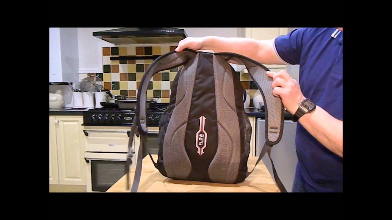 Berghaus 24 7 25L Day bag review revisited 10 2 16 - YouTube 61b573013cd1d
