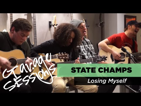 Garage Sessions - State Champs