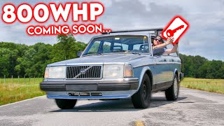 homepage tile video photo for The KEY to UNLOCKING 800WHP In the Sleeper Volvo!