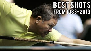 EFREN BATA REYES (Best Shots from 1988-2019)