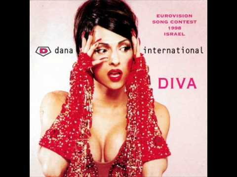 Dana International - Diva (Karaoke)