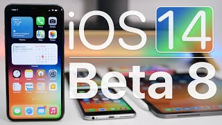 iOS 14 Beta 8 is Out! - What's New?