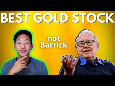 BEST GOLD MINING STOCK?? || Not Buffet's