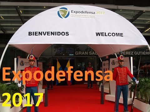 Expodefensa 2017 Colombia *BONUS TRACK*