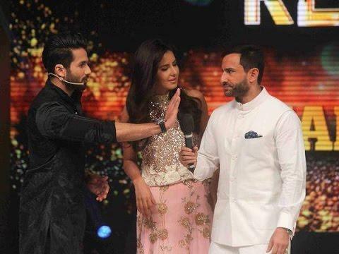 OMG! Shahid Kapoor BFFs With Kareena's Hubby Saif Ali Khan   Jhalak Dikhla Jaa Reloaded