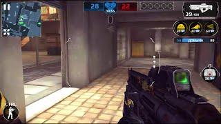 Modern Combat 5 Затмение Тест Класса Наемник...