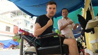 NHA TRANG, VIETNAM. STREET SHAVE & CITY TOUR 🇻🇳