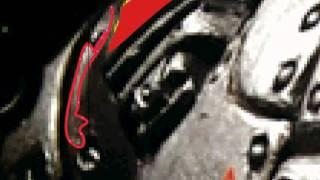 Gears of War 3 - Marcus Fenix Speed Drawing (Vector Trace)