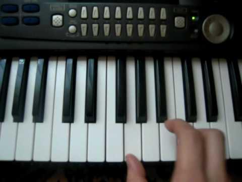 Piano Lesson Akcent - Ti-am Promis