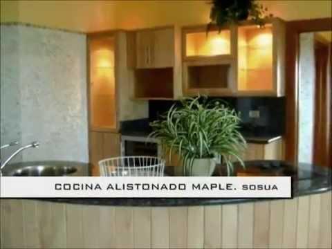 Cocinas modulares moudulos rd youtube - Cocinas modulares ...