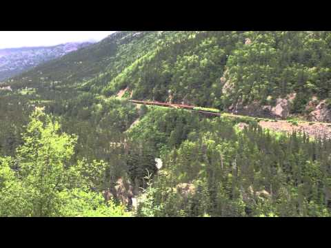 Skagway - White Pass & Yukon Route Railway