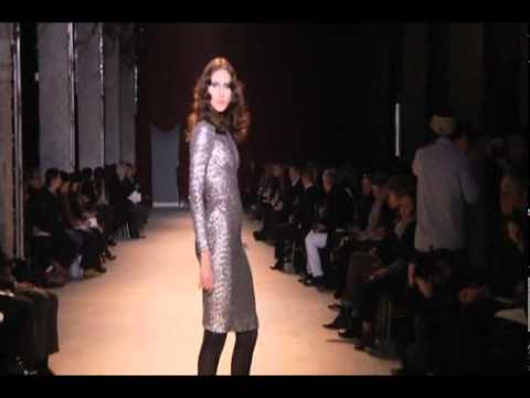 ZAC POSEN: Fall 2011 Fashion Show