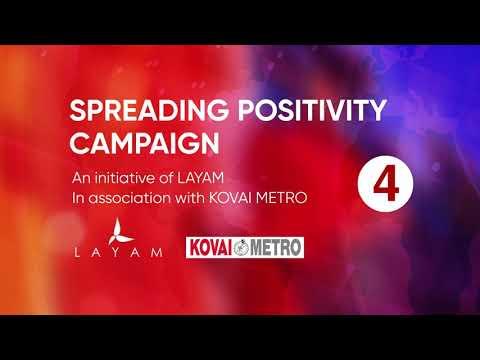 spreading-positivity- -the-local-metro- -layam-initiative- -tinkle-sevaa---kovai- -spread-positively