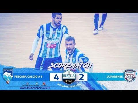 Pescara - Luparense 4-2