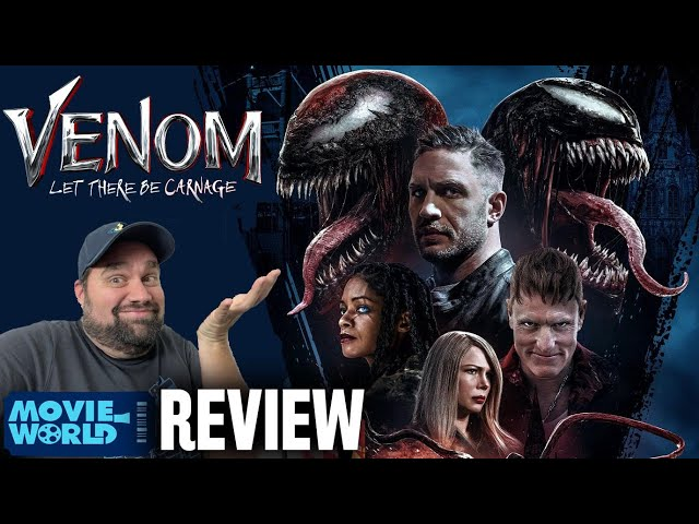 Venom 2: Let There Be Carnage - REVIEW & That Post Credits Scene! (Spoiler Free + Spoiler Warning)