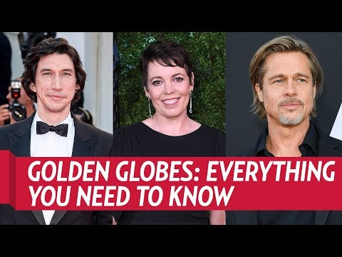 Everything You Need to Know About the 2020 Golden Globes