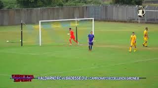 Eccellenza Girone B Valdarno-Badesse 0-2