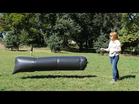 Solar Balloon // Becky Stern