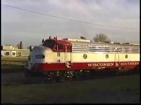 WIsconsin & Southern RR
