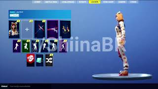 New LEAKED ONESIE SKIN Coming To FORTNITE