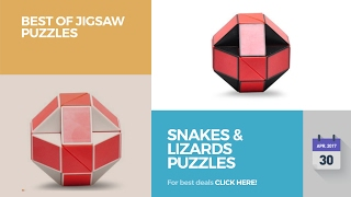 Snakes & Lizards Puzzles Best Of Jigsaw Puzzles