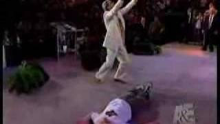 Benny Hinn: Let the Bodies Hit the Floor