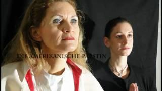"""Esther Vilar: """"Die amerikanische Päpstin"""" • Trailer • WORT_ensemble 2011"""