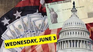 FINALLY! Second Stimulus Check Update: Retroactive $2000/mo Stimulus Check & News Wednesday June 3rd