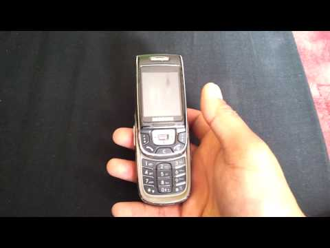 Samsung D500 Mobile Phone (Review)