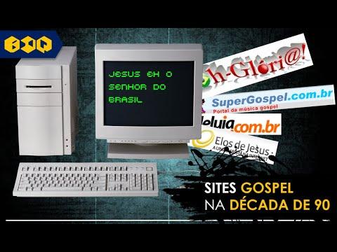 Como era a internet do CRENTE na Década de 90?