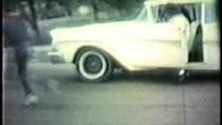 1963 drag racing - home movies