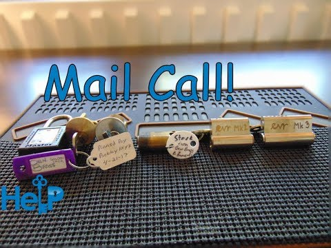 [65] Unboxing Challenge Locks From Evr- , Bobby Keyz, Den Brass Plus One Extra From JPMcPinning