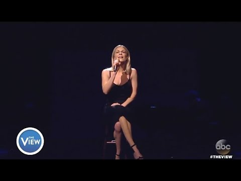 LeAnn Rimes - Interview & Performs 'Mother' (The View)